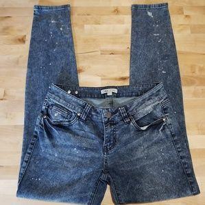 Cabi Women's Constellation Wash Skinny Jeans